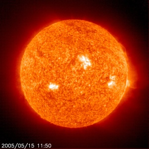 PENYEBAB GLOBAL WARMING : VARIASI MATAHARI
